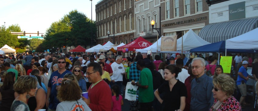 taste of newnan